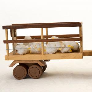 DDSC Livestock Crate